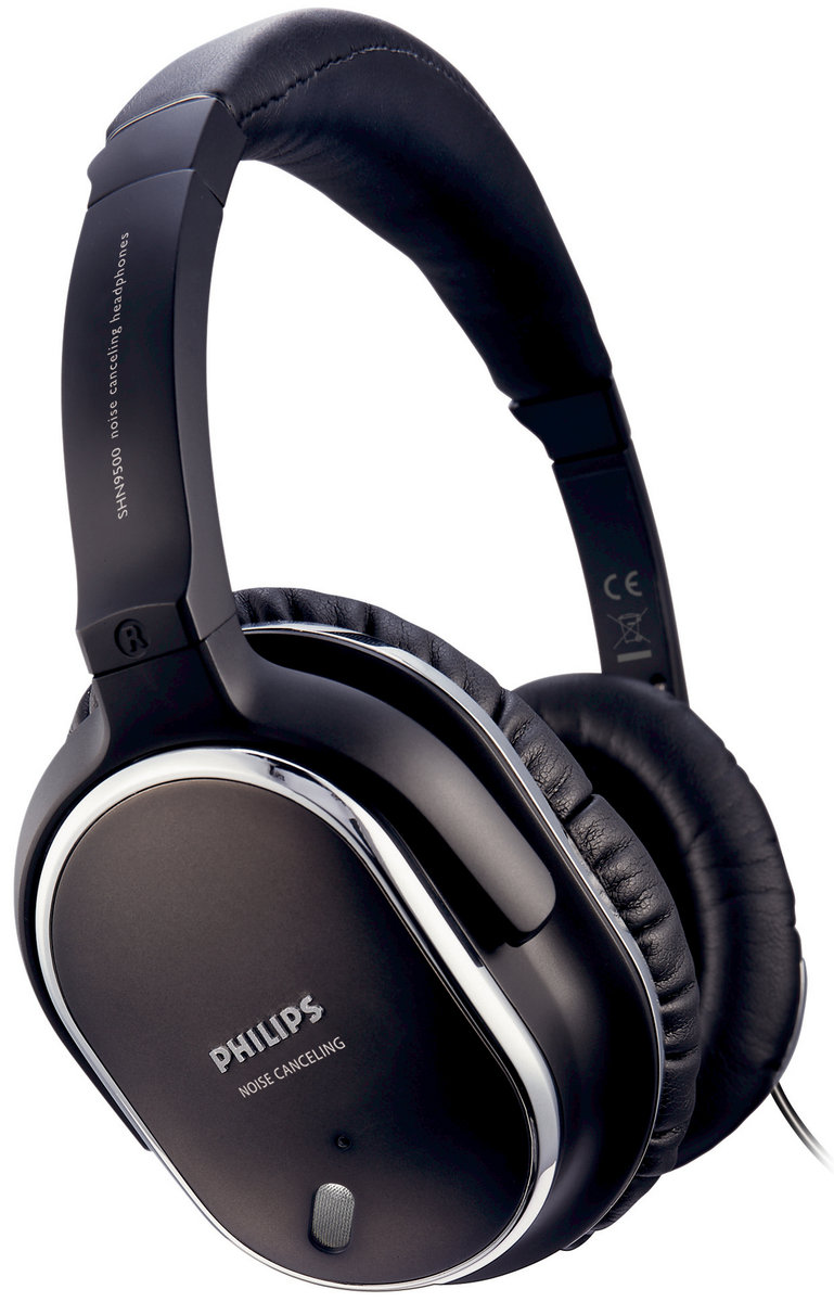 philips shn 9500 casques r duction de bruit son vid. Black Bedroom Furniture Sets. Home Design Ideas