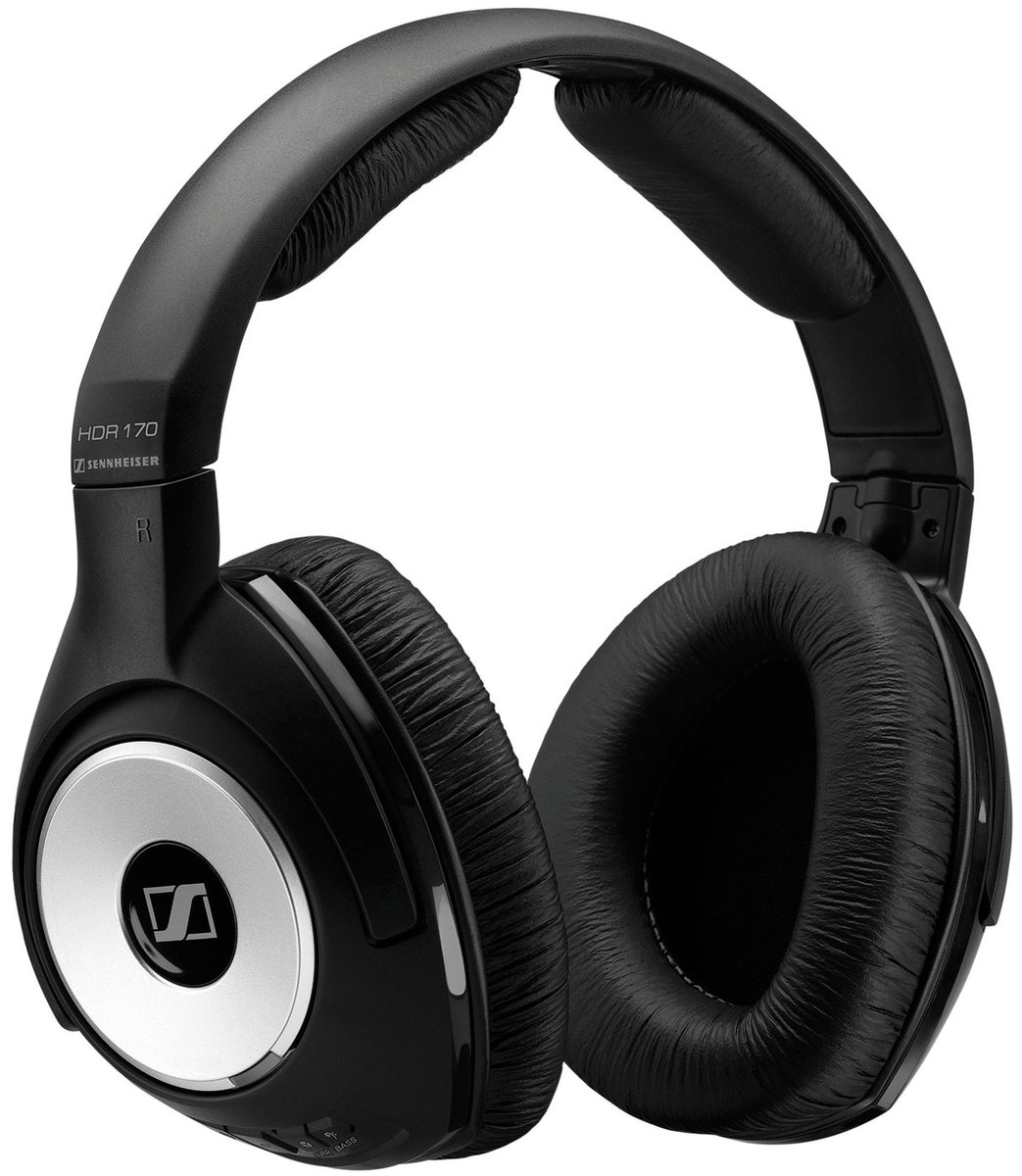 sennheiser hdr 170 casques sans fil son vid. Black Bedroom Furniture Sets. Home Design Ideas
