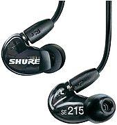 Shure SE215 Noir