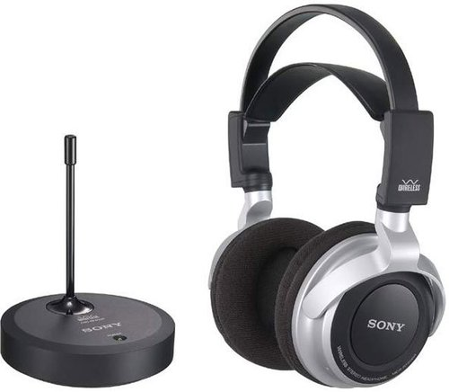 sony mdr rf800rk casques sans fil son vid. Black Bedroom Furniture Sets. Home Design Ideas