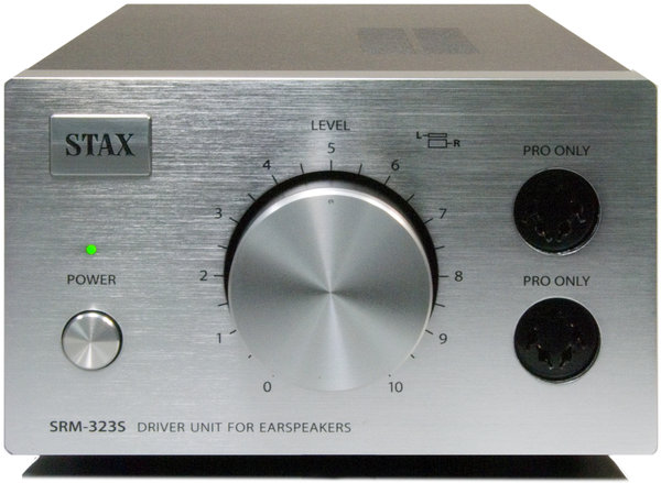 Stax SRM-323S Vue principale