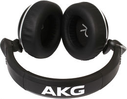 AKG K182 Vue Dessus
