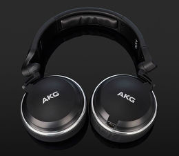 AKG K182 Mise en situation 2