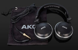 AKG K182 Mise en situation 3