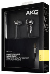 AKG K374 Vue Packaging