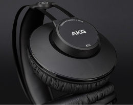 AKG K52 Mise en situation 2