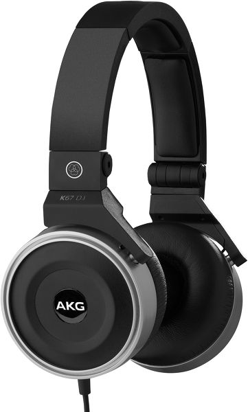 AKG K67 DJ Vue principale