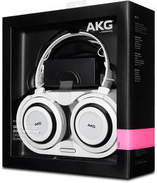 AKG K935 Vue Packaging