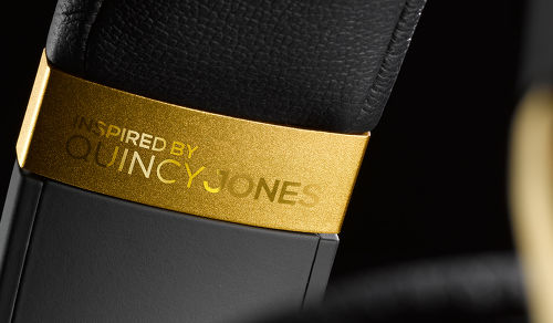 AKG N90Q Gold detail