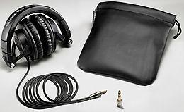 Audio-Technica ATH-M50s Vue arrière