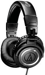 Audio-Technica ATH-M50s Vue principale