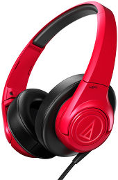 Audio Technica ATH-AX3iS Vue principale