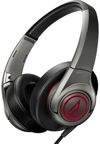 Audio Technica ATH-AX5iS Vue principale