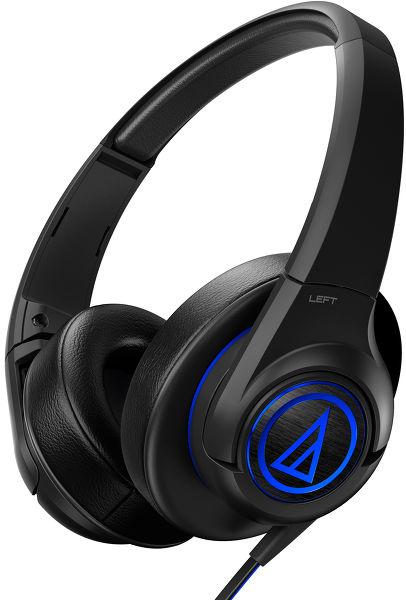 Audio Technica ATH-AX5iS Vue principale