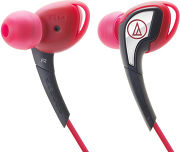 Audio-Technica ATH-Sport2 Rouge