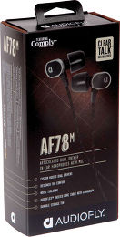 Audiofly AF78 Vue Packaging