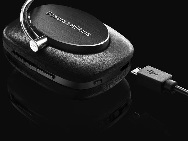 Casque Hi-Fi B&W P5 Wireless