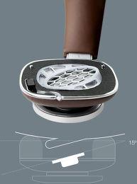 B&W P9 Signature Vue technologie 1