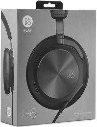 B&O Play BeoPlay H6 Vue Packaging