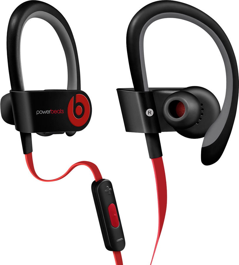 beats powerbeats 2 wireless casques bluetooth nomades sur son vid. Black Bedroom Furniture Sets. Home Design Ideas