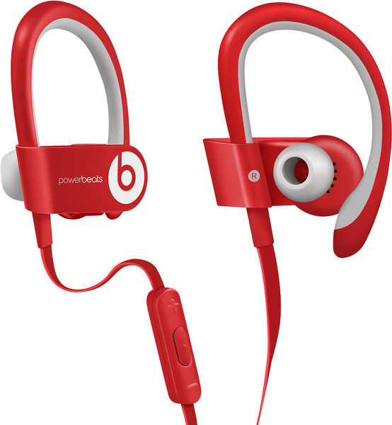Beats Powerbeats 2 Wireless Vue principale