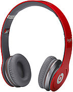 Beats Solo HD Rouge
