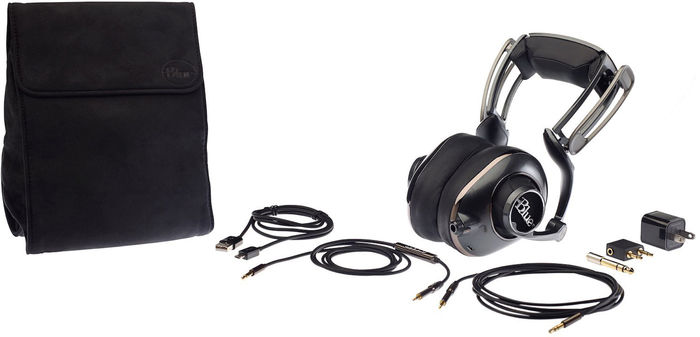 Blue Mo-Fi : accessoires