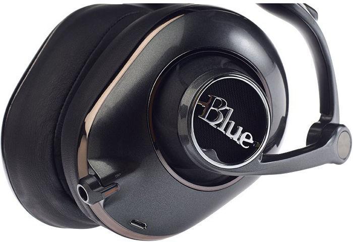 Blue Mo-Fi : amplificateur intégré