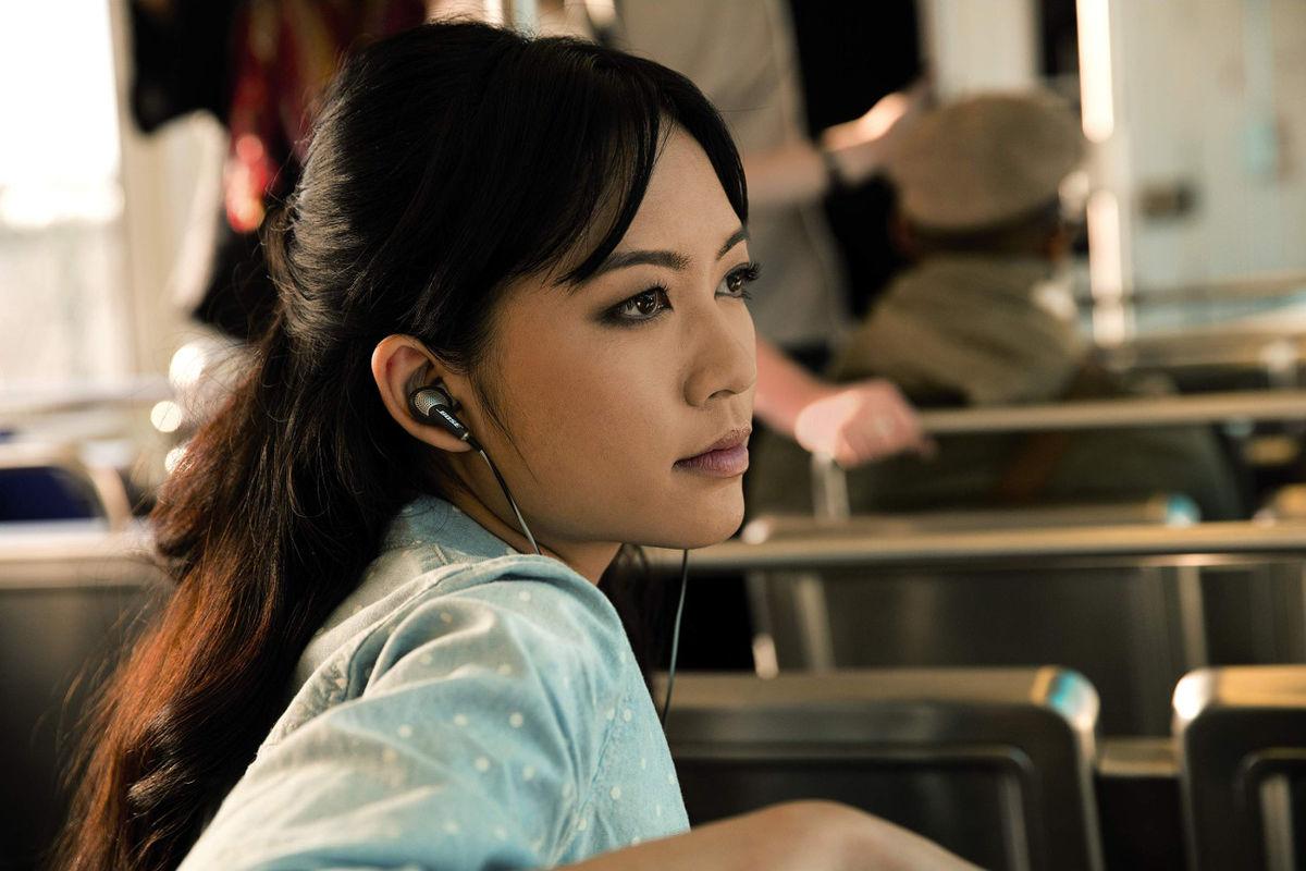 Écouteurs intra-auriculaires Bose Quietcomfort 20 Apple