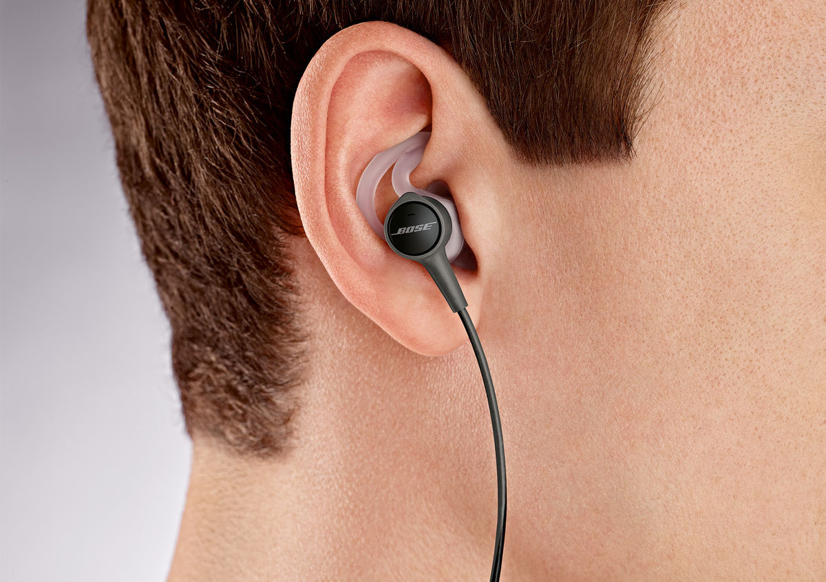 Écouteurs intra-auriculaires Bose SoundTrue Ultra Android