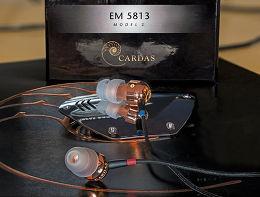 Cardas EM5813 Ear Speaker Mise en situation 1