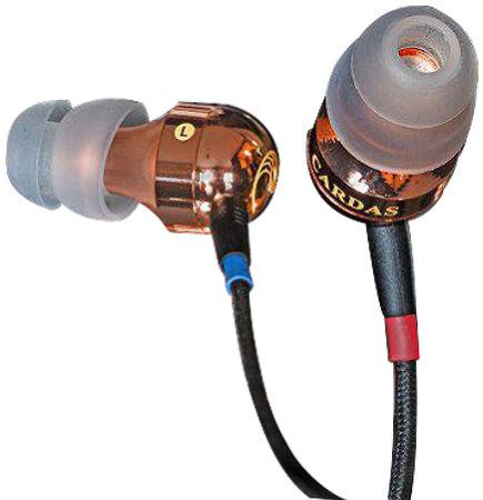 Cardas EM5813 Ear Speaker Vue principale