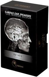 Cardas EM5813 Ear Speaker Vue Packaging