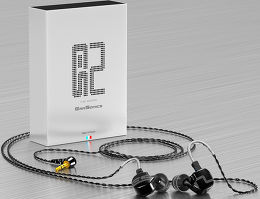 Earsonics ES2 Vue Packaging