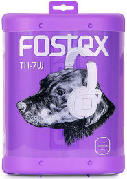 Fostex TH-7 Vue Packaging