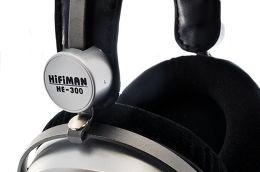 HiFiMAN HE-300 Vue de détail 3