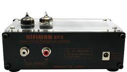 HiFiMAN HE-300 & EF-3 Vue arrière