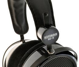 HiFiMAN HE-6 Vue de détail 1