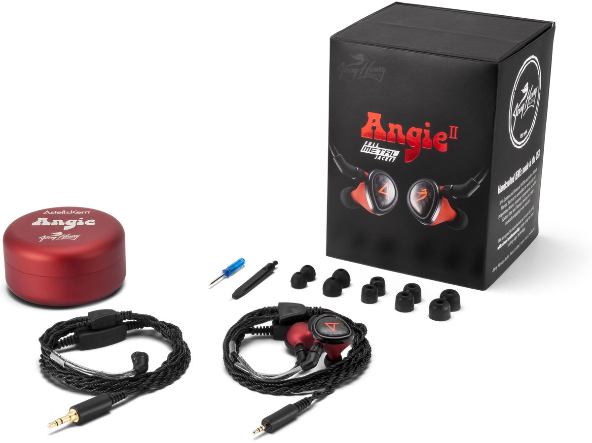 JH Audio Angie II