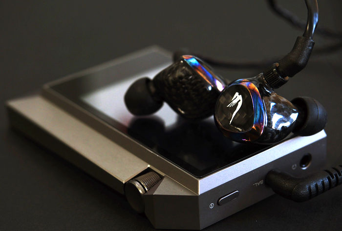 JH-Audio Layla Astell&Kern