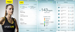Jabra Sport Pulse Wireless Application