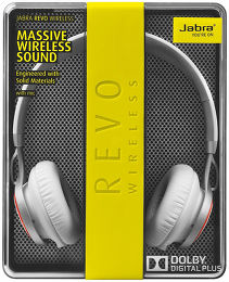 Jabra Revo Wireless Vue Packaging