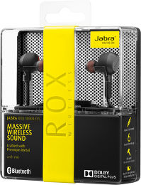 Jabra Rox Wireless Vue Packaging