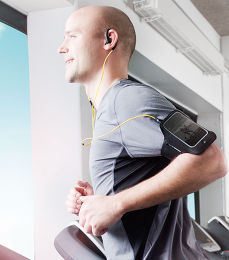 Jabra Sport Corded Apple Mise en situation 2