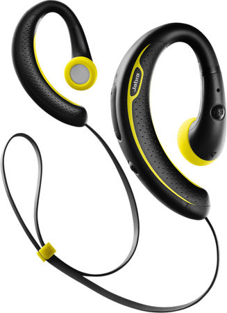 Les écouteurs Jabra Sport Wireless+, disponibles en version Android et Apple