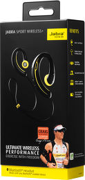 Jabra Sport Wireless+ Vue Packaging 2