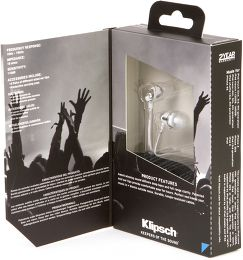 Klipsch Image S4 II Vue Packaging