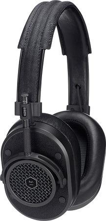 MH40 cuir Noir et métal Noir