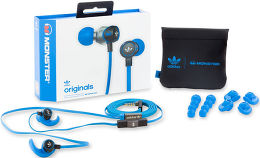 Monster Adidas Originals In-Ear