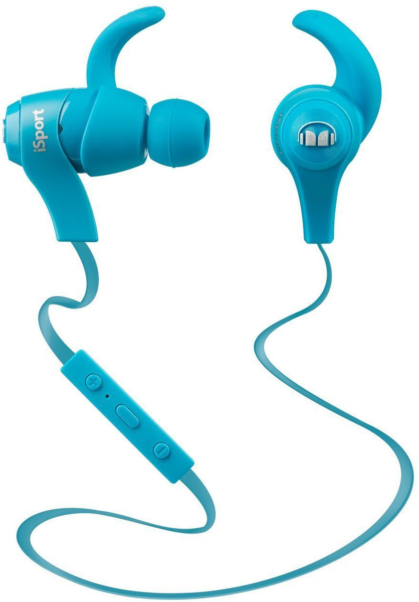 Rayons Ecouteurs sport Monster isport Bluetooth Wireless in Ear